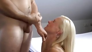 naughty  mature milf loves her new young photographer