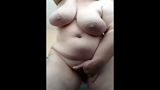 horny homeowner rainy and cumming to suit your needs following bathe