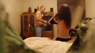 son caught mom fucking him- blackmail