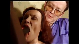 british mature with bbc