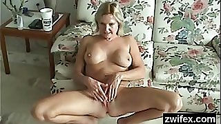 Wild Ultra-kinky Mature Hottie Drilled
